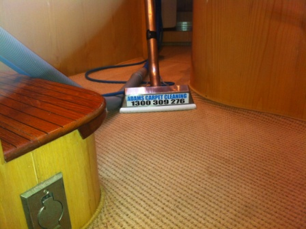 Perfect Boat Carpet Cleaning Interior 7