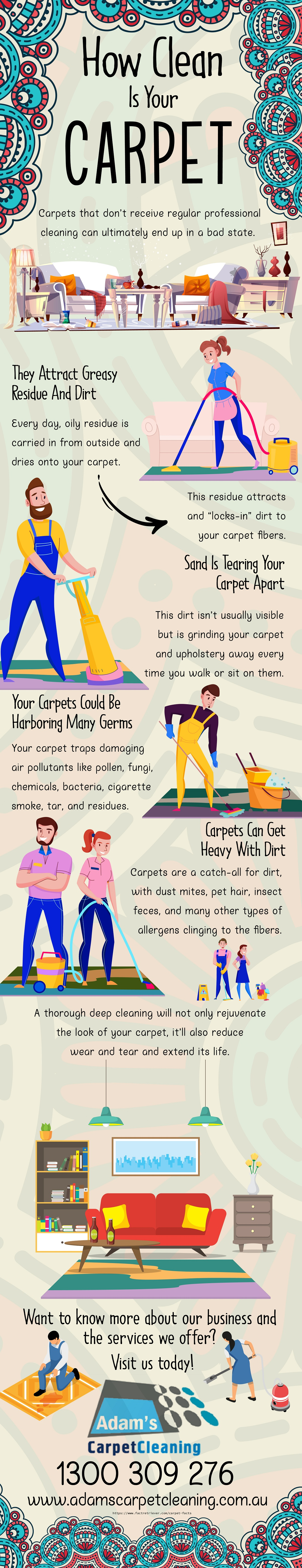How Clean Is Your Carpet